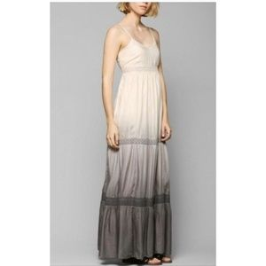 Urban outfitters boho ombré maxi